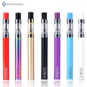 Best Grinder Tech Recargable Slim CBD Vaporizador 0.5ml 1ml Vape Pen