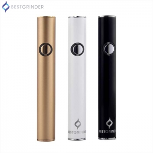 Rechargeable CBD Oil Vape Pen Battery 510 Thread with Preheat and Variable Voltage