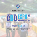 Best Grinder Mais Recente CBD EXPO Northwest 2019 in JUNE